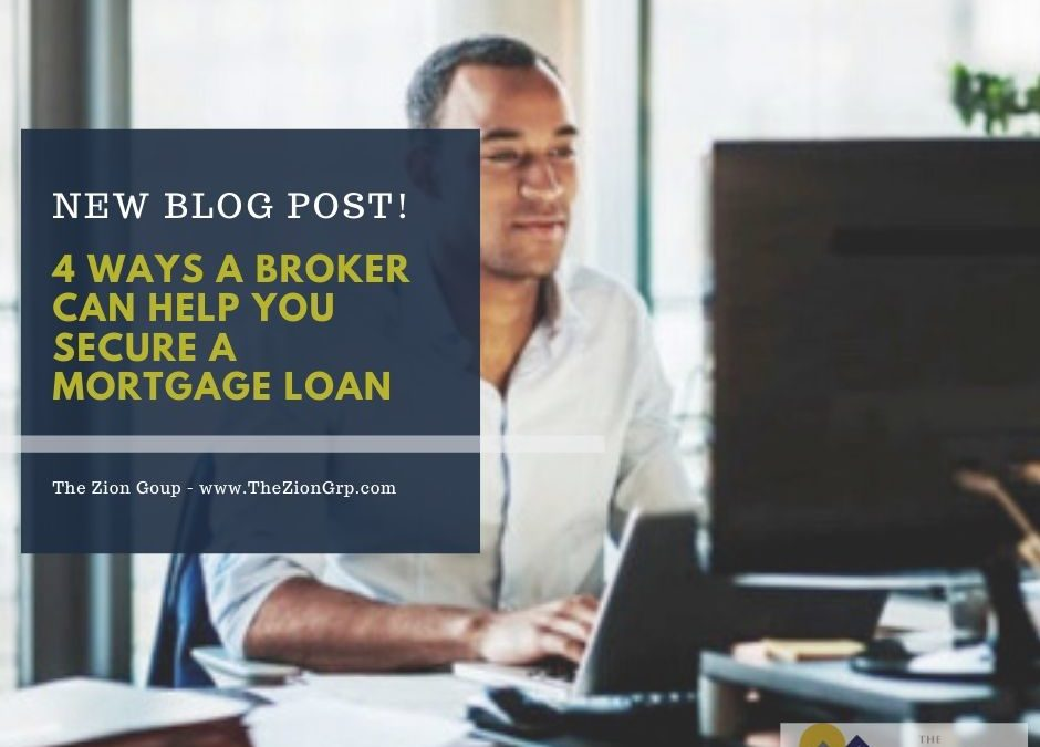 3 Ways a Mortgage Broker Can Help You (Instead of Using an Institution)